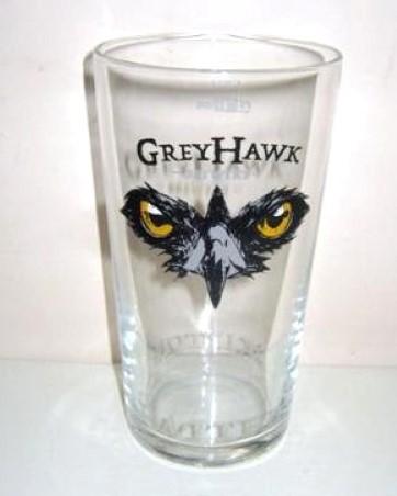 Beer Hawk Glasses